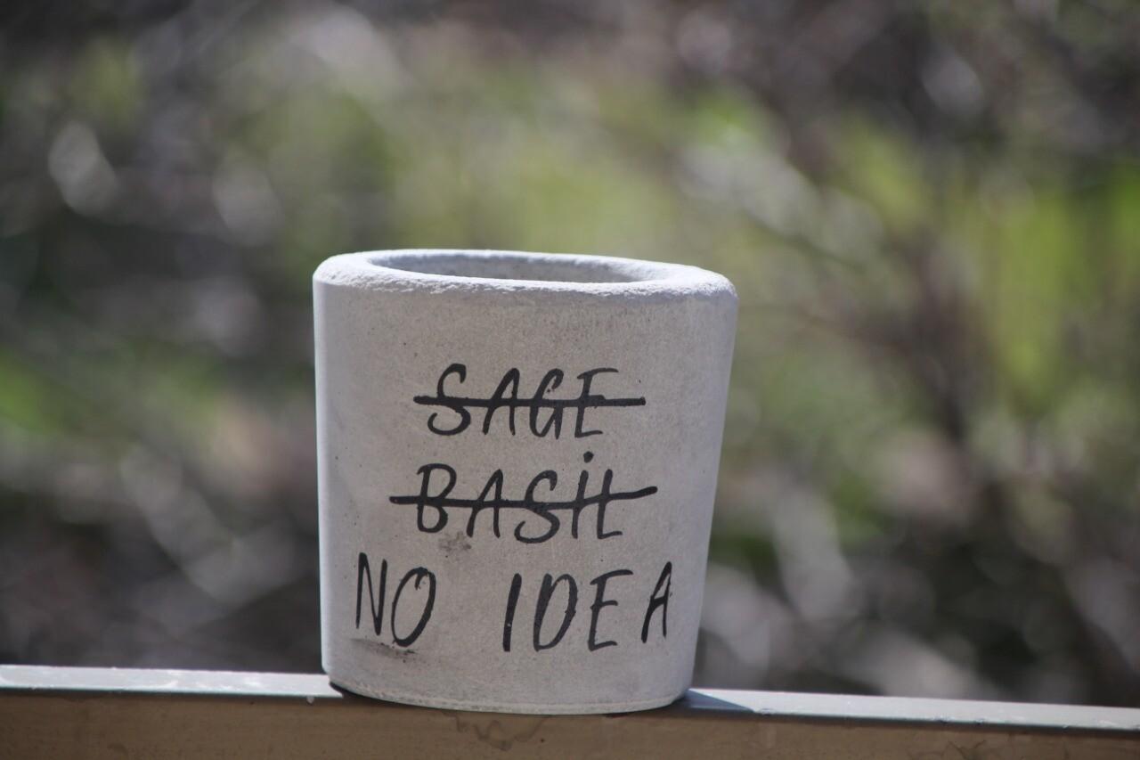 Concrete Idea (Pot) - Coup de Glue