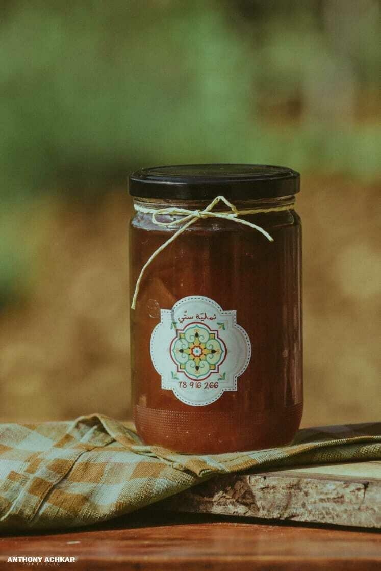 Pumpkin Jam مربى اليقطين (Jar) - Namliyet Setti