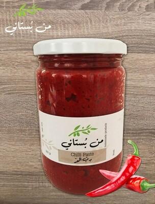 Chili Paste (Jar) - Men Boustani