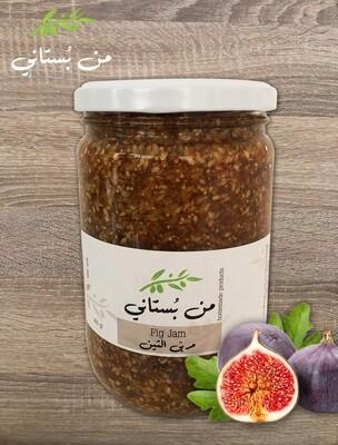 Fig Jam (Jar) - Men Boustani