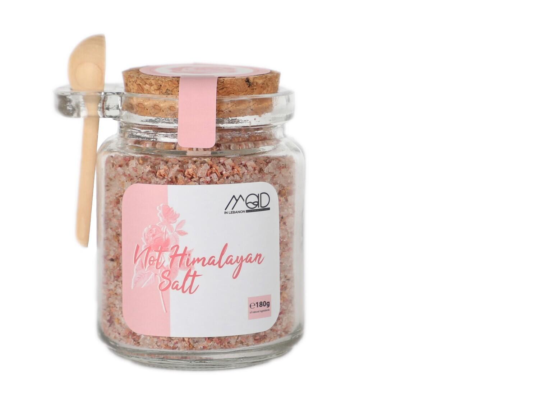 Salt 'Not Himalayan Salt' (Jar) - MAD in Lebanon