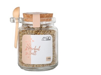 Salt 'Herbal Salt' (Jar) - MAD in Lebanon