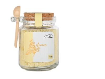 Salt 'Wholemon Salt' (Jar) - MAD in Lebanon