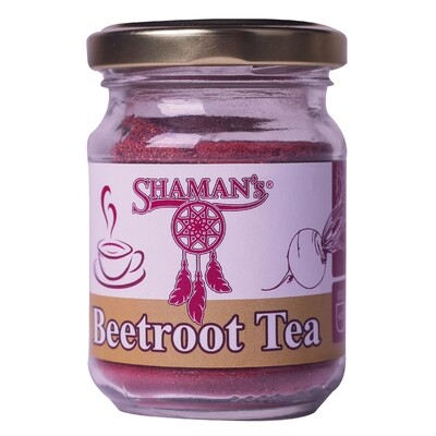 Beetroot Tea (Jar) - Shaman's