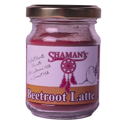 Beetroot Latte (Jar) - Shaman's