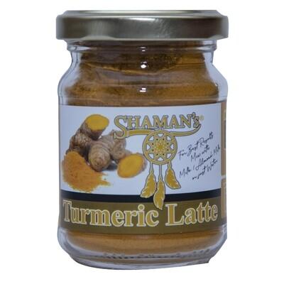 Turmeric Latte (Jar) - Shaman's