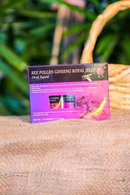 Honey Bee Pollen Ginseng Royal Jelly (Box) - Feng