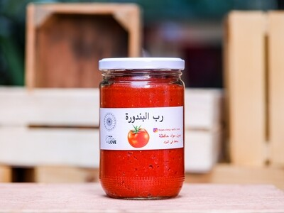 Tomato Paste (Jar) - From Rima with Love