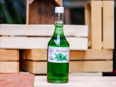 Liqueur Mint (Bottle) - From Rima with Love