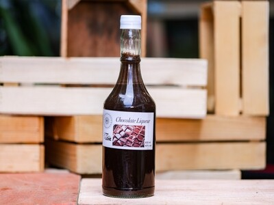 Liqueur Chocolate (Bottle) - From Rima with Love