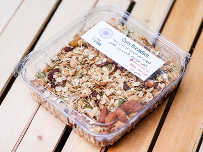 Oat Flakes Mix (Box) - From Rima with Love