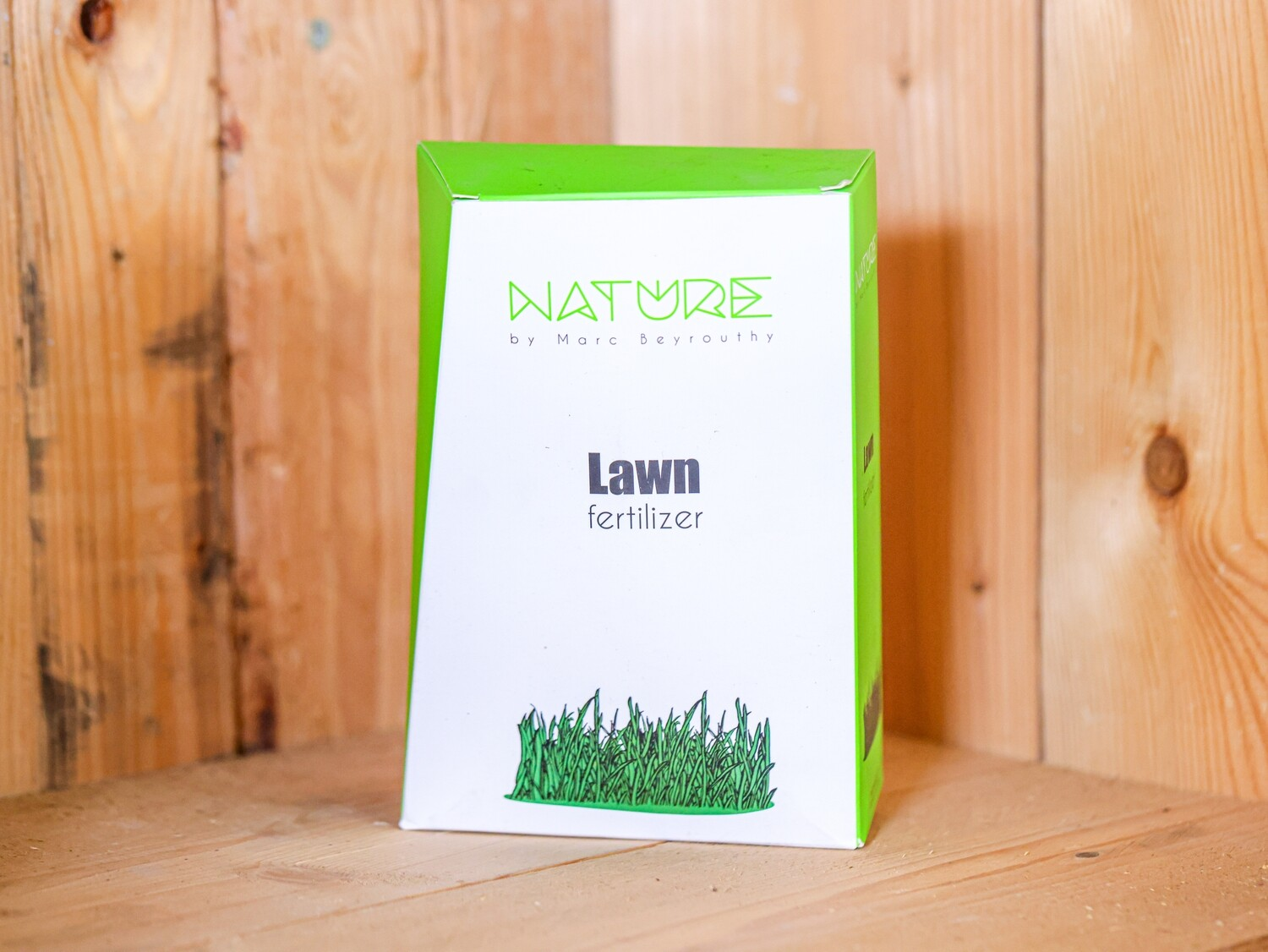 Fertilizer Green Lawn (Box) - Nature by Marc Beyrouthy