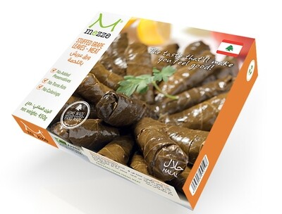 Stuffed Grape Leaves with Meat (Pack) - Mezze