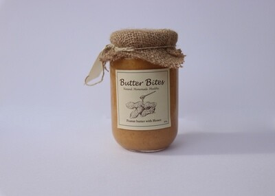 Peanut Butter with Honey (Jar) - Butter Bites
