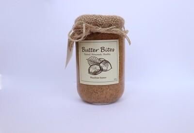 Hazelnut Butter (Jar) - Butter Bites