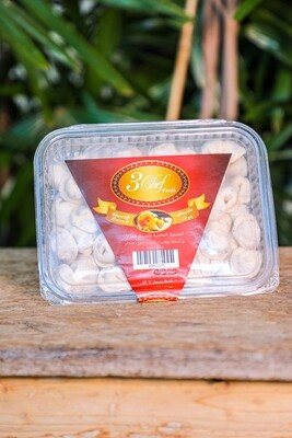Shish Barak Vegetarian Frozen (Pack) - 3 Chef's Food