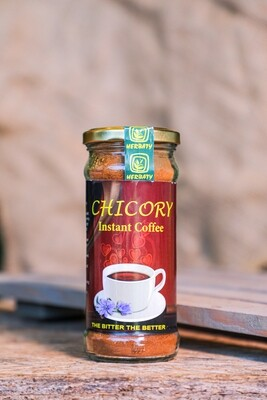 Chicory Instant Coffee (Jar) - Herbaty