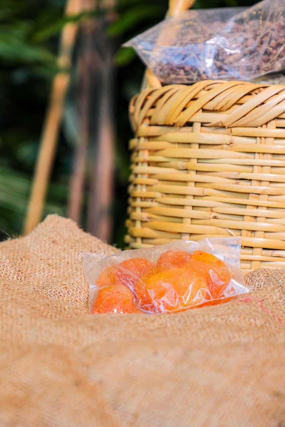 Apricot مشمش (Bag) - Nature by Marc Beyrouthy