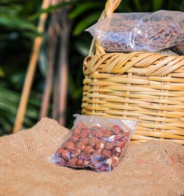 Hazelnut بندق (Bag) - Nature by Marc Beyrouthy