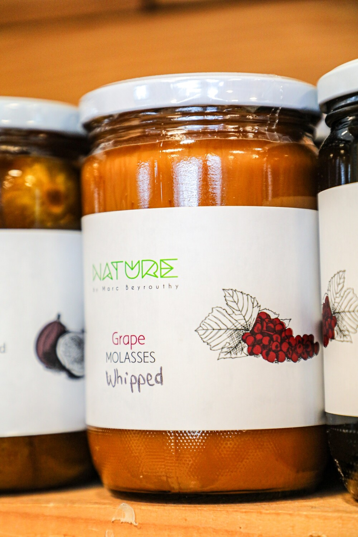 Molasse Whipped Grape دبس العنب المخفوق (Jar) - Nature by Marc Beyrouthy