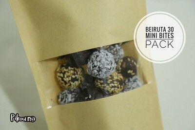Energy Bites Beiruta (Pack) - Pikou Na