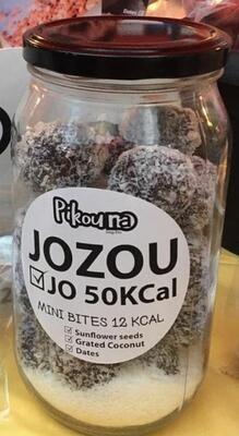 Energy Bites Jozou (Jar) - Pikou Na