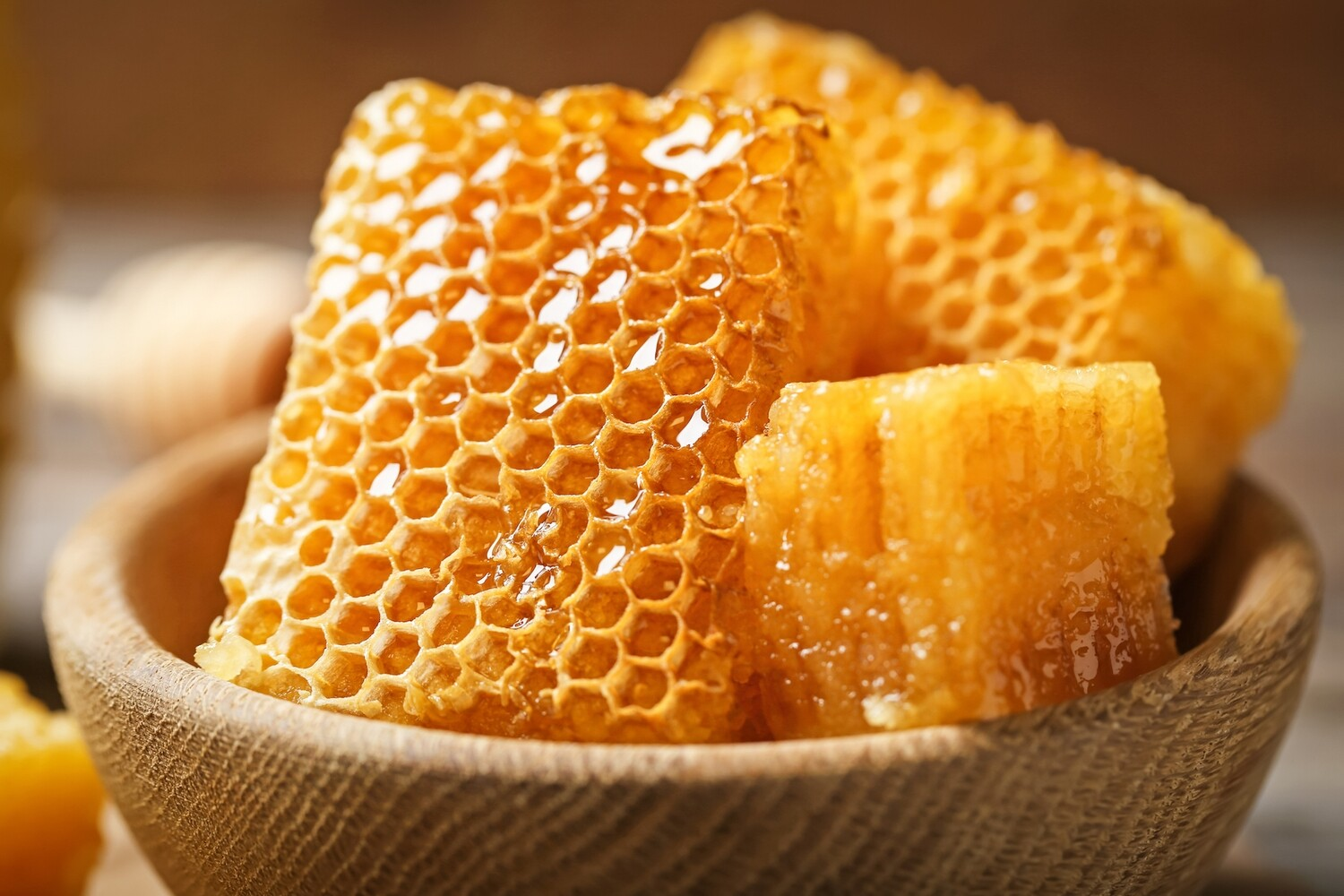 HoneyComb (Kg) - Made by Nature