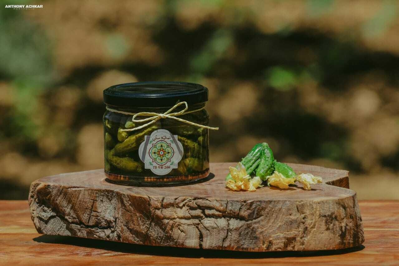 Cornichon Pickles (Jar) - Namliyet Setti