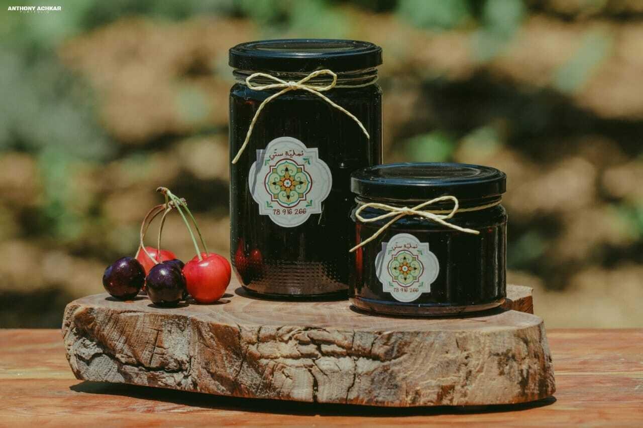 Cherry Jam (Jar) - Namliyet Setti