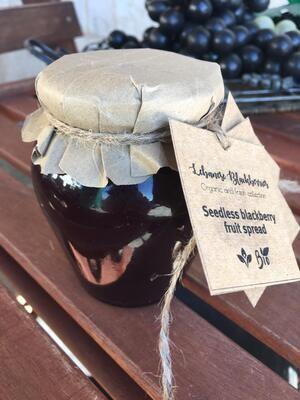 Blackberry Jam (Jar) - Lebanese Blackberries