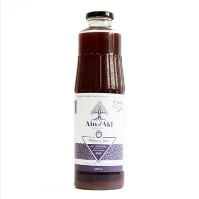 Mulberry Juice (Bottle) - Ain El Akl