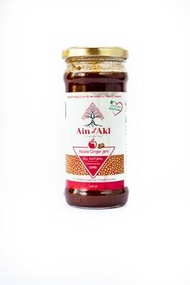 Apple Ginger Jam (Jar) - Ain El Akl