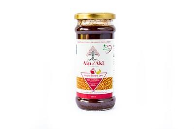 Apple Banana Jam (Jar) - Ain El Akl