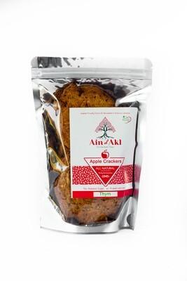 Crackers Apple Zaatar (Bag) - Ain El Akl