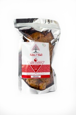 Crackers Apple Olives (Bag) - Ain El Akl