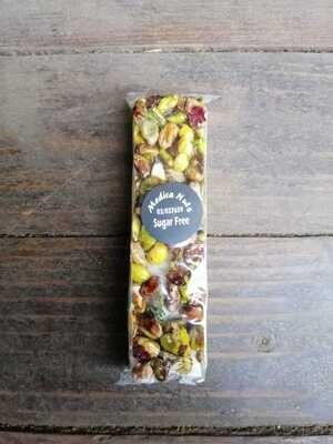 Energy Bar Coconut Pistachio (Bar) - Medica Nuts