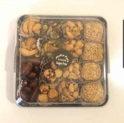 Energy Bar Mixed Nuts (Tray) - Medica Nuts