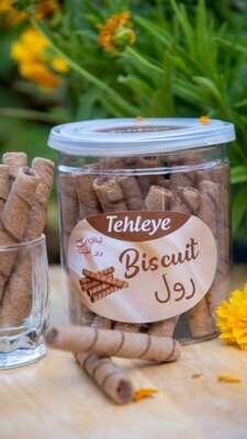 Biscuit Roll (Jar) - Tehleye Spread
