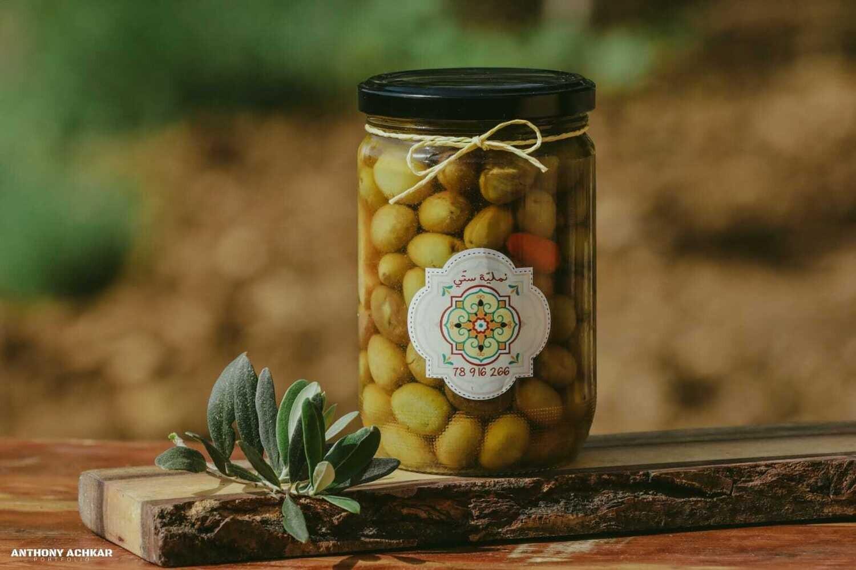 Olives Green (Jar) - Namliyet Setti