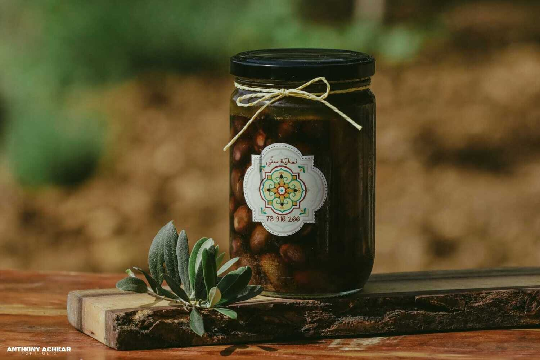 Olives Black (Jar) - Namliyet Setti