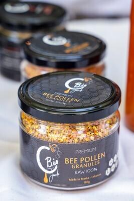 Bee Pollen (Jar) - C. Bio Jaoude