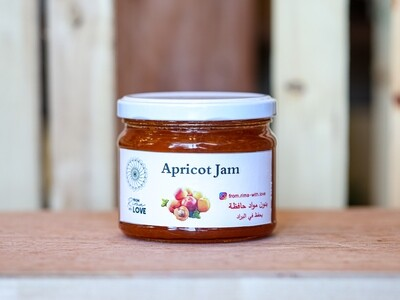 Apricot Jam (Jar) - From Rima with Love