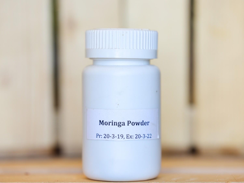 Moringa Powder (Pills) - Nature by Marc Beyrouthy