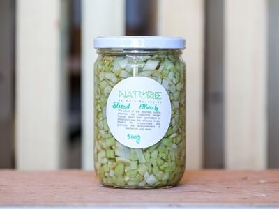 Akkoub Sliced (Jar) - Nature by Marc Beyrouthy