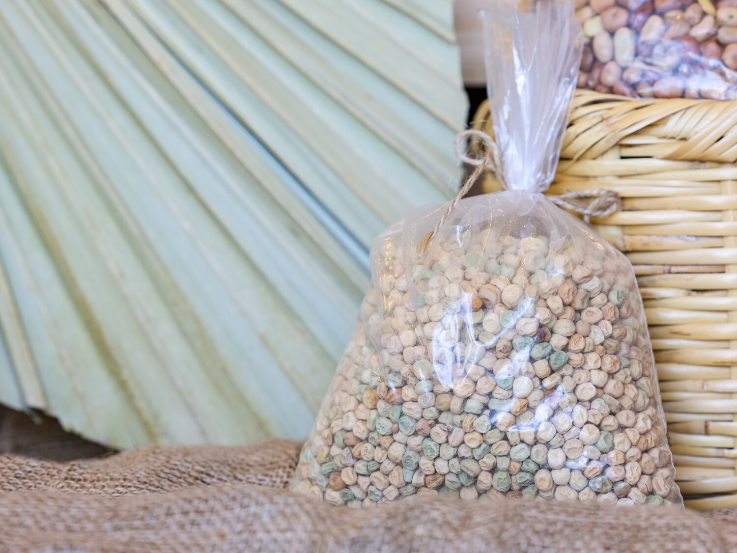 Peas Dried Grains (Bag) - Nature by Marc Beyrouthy
