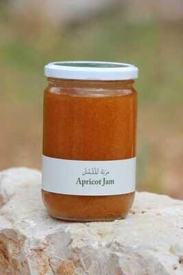 Apricot Jam (Jar) - O2Bar