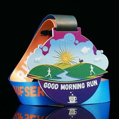 Good Morning Run (inkl. Medaille) V1006