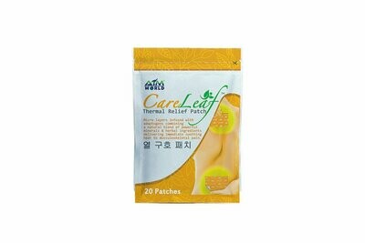 Thermal  Care Leaf- 1 pack contains:- 20 patches