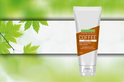 Naturacentials Coffee Scrub Mask Body Contouring