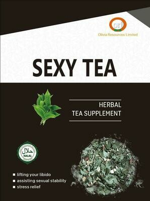 14 Day Sexy Tea- Herbal Tea Supplement